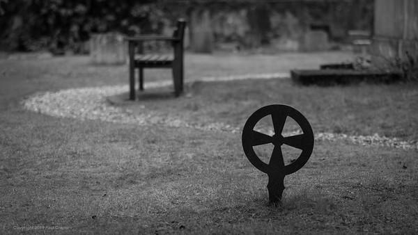 Celtic Cross - Bucklebury