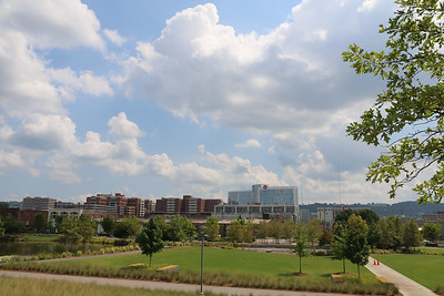 RailRoad Park September 2014
