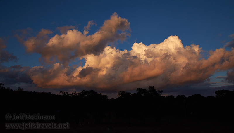 Clouds to the east at sunset (5/25/2016, my field)<br /> EF24-105mm f/4L IS USM @ 28mm f8 1/160s ISO100