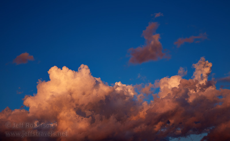 Clouds to the east at sunset (5/25/2016, my field)<br /> EF24-105mm f/4L IS USM @ 50mm f8 1/125s ISO200