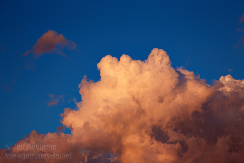 Clouds to the east at sunset (5/25/2016, my field)<br /> EF24-105mm f/4L IS USM @ 88mm f8 1/125s ISO200
