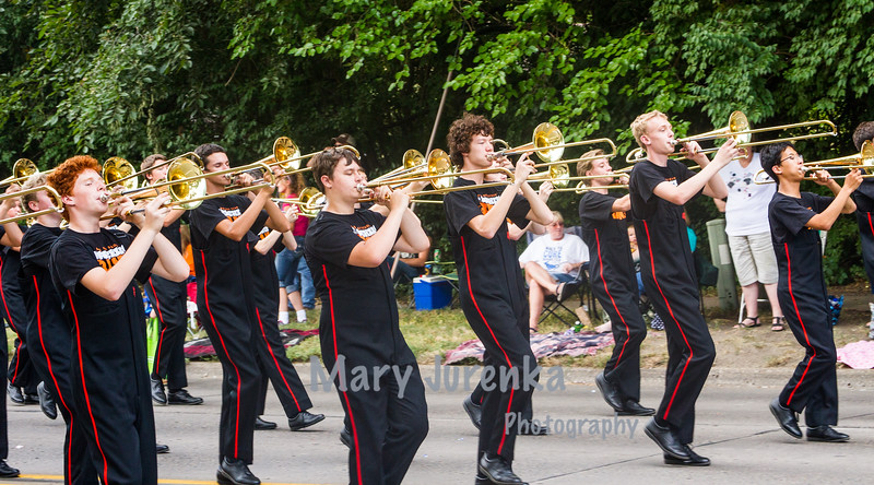 Ames High School Marching Band