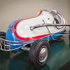 Prince Charles toy racing car.