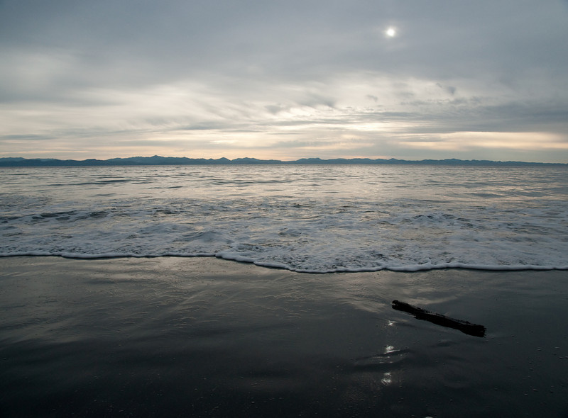 China Beach - an hour and a half from Vic.