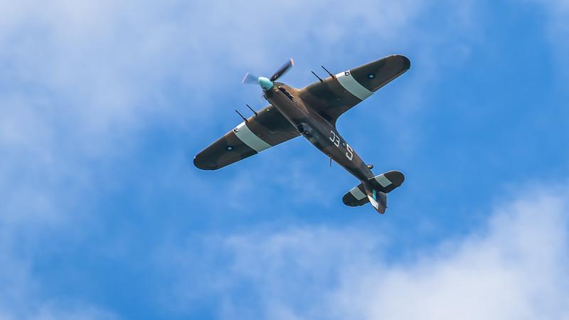 JD2A0388  Hawker Hurricane IIc PZ865 'EC-S'