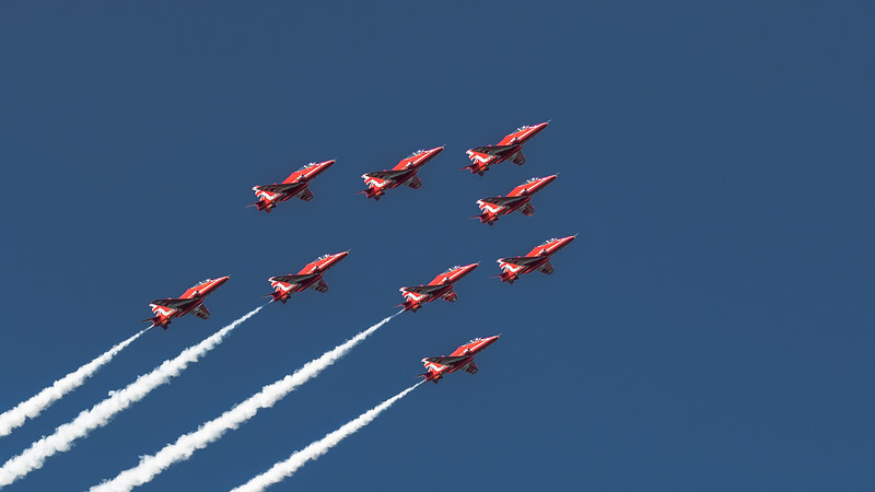 JD2A0420  Red Arrows