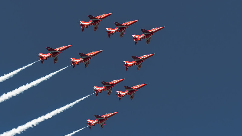 JD2A0421  Red Arrows
