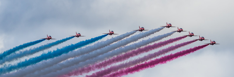JD2A0401  Red Arrows