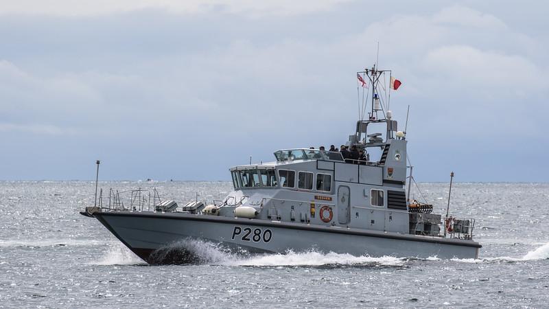 JD2A0036  HMS Dasher (P280)