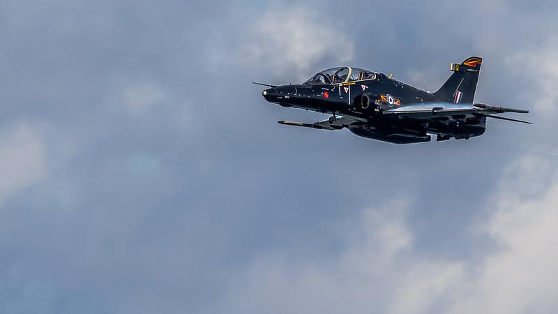 JD2A0651  British Aerospace Hawk T.2