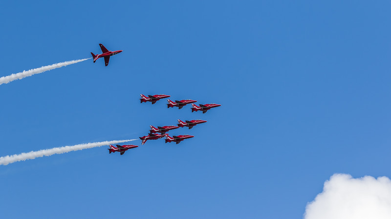 JD2A0408  Red Arrows