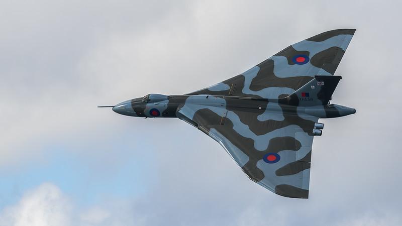 JD2A0526  Avro Vulcan XH558