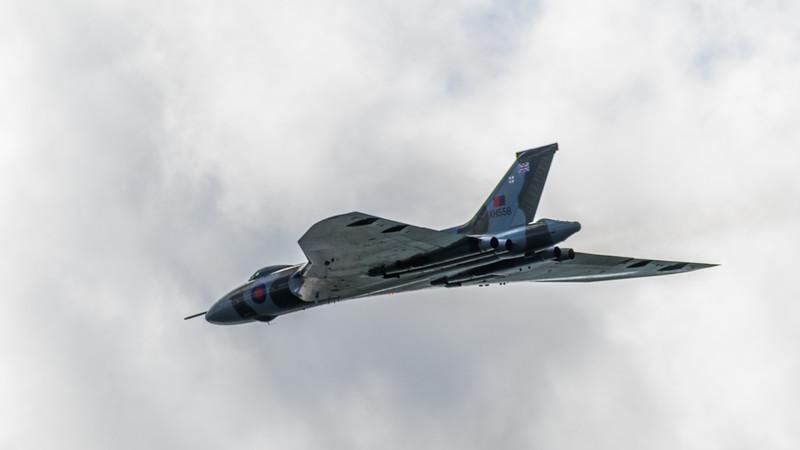 JD2A0565  Avro Vulcan XH558