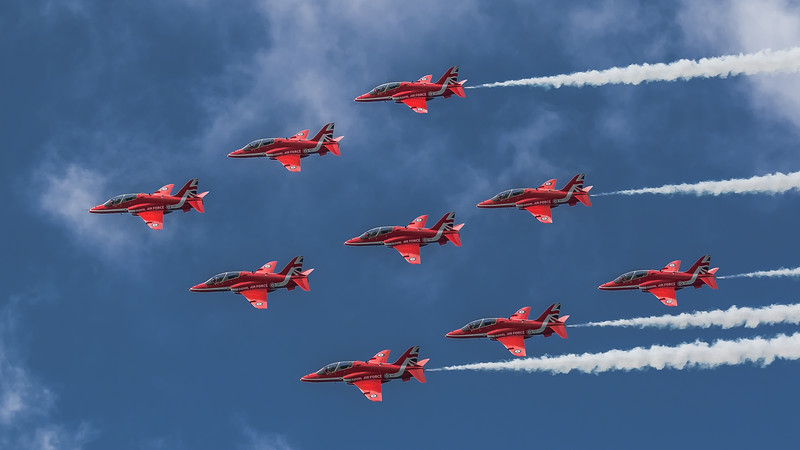 JD2A0434  Red Arrows