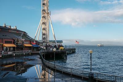 Pier 58 | Seattle, WA | January 2018