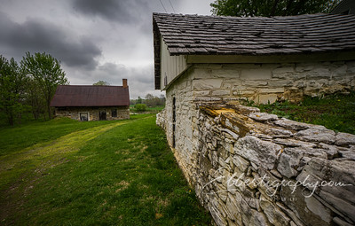 Roulette Farmhouse, Antietam Battlefield