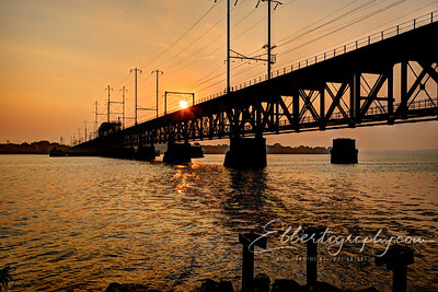 Railroad Bridge, Havre de Grace