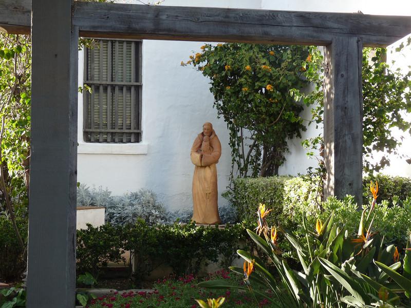 St. Anthony's statue