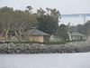 the little island behind SeaPort Village has lotsa green stuff