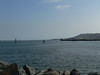 looking across the bay -- blah