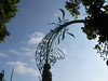 part of the Pearl Of The Pacific sculpture garden on Shelter Island