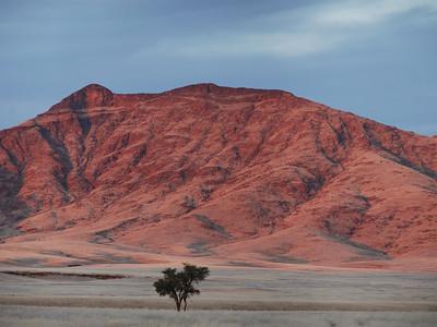 Sossusvlei Mountain, Namibia