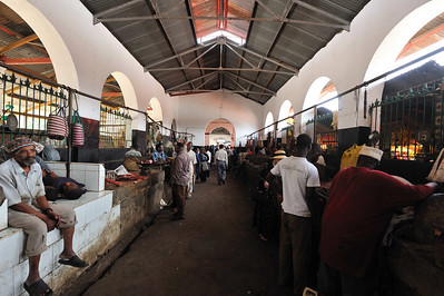 The Market in Stone Town, Zanzibar