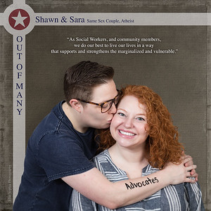 Out of Many: Shawn & Sara