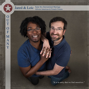 Out of Many: Jared and Loïc