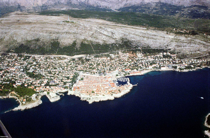 The Medieval City of Dubrovnik.
