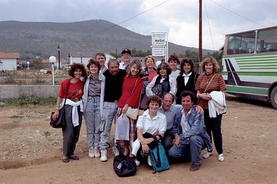 I guess this is in Medjugorje.