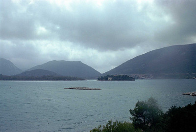 An islet in the Adriatic.