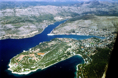 Coming up on Dubrovnik.