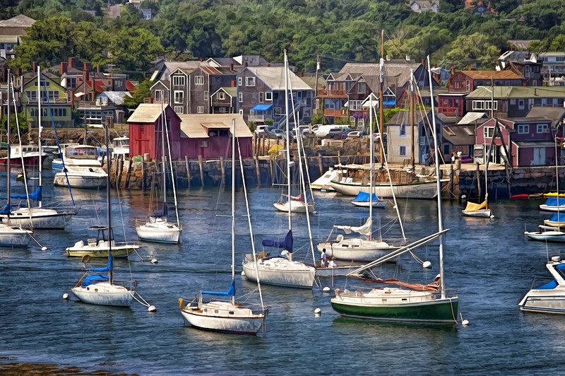 Motif #1 Harbor View