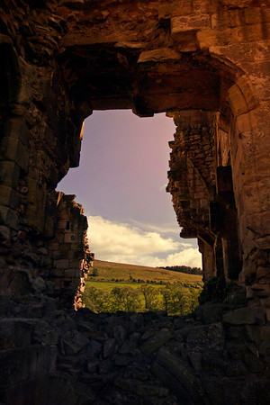 15.6.2013 Edlingham Castle - Northumberland