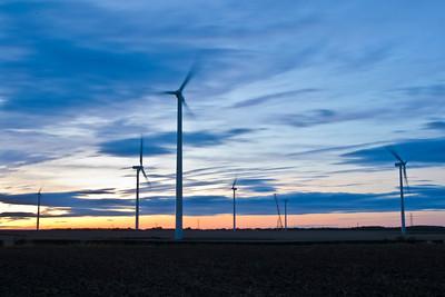 5.9.2011 Woodhorn & Ellington Wind Farm