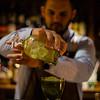 BLA Signature Cocktail, the Maatcha Old Fashioned. © 2016 Sugar + Shake