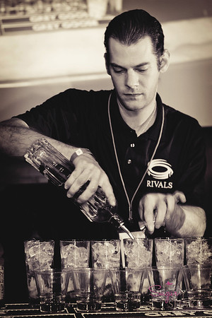 Chris McClure of Rivals Waikiki and the Royal Hawaiian Mai Tai Bar. © 2012 Sugar + Shake
