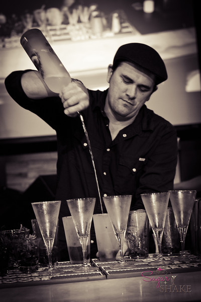 Jesse Greenleaf of Duke's Waikiki © 2012 Sugar + Shake