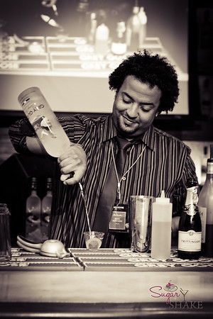 Ryan Sanford of Brasserie Du Vin. © 2012 Sugar + Shake