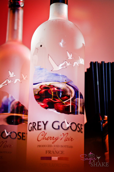 The first new Grey Goose flavor in years, Cherry Noir. © 2012 Sugar + Shake