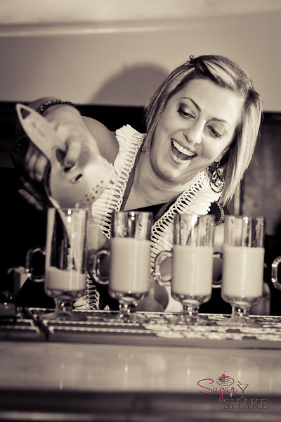 Christina Maffei of Trump Waikiki was actually competing on her last day of work! OK, this one doesn't count in the posted-too-late-now-the-info's-wrong category! © 2012 Sugar + Shake