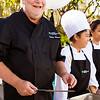 "Hawai'i Food & Wine Festival 2014:  ""Corks & Forks."" Chef Jonathan Waxman (Barbuto, New York).  © 2014 Sugar + Shake"