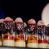 "Hawai'i Food & Wine Festival 2014: ""Under a Maui Moon."" Kula Strawberry with White Chocolate Ginger Bavarian Parfait by Chef Bev Gannon & Maui Culinary Academy students (Bev Gannon Restaurants, Maui). Wine pairing: NV La Montechhia Fior d'Arnacio Colli Euganei Moscato Spumante, Veneto, Italy.  © 2014 Sugar + Shake"