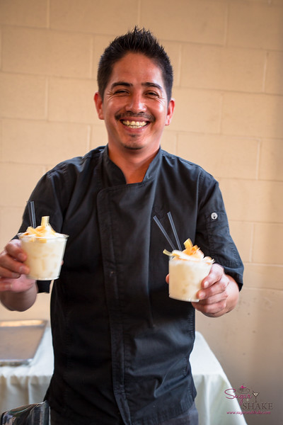 Raymundo Delgado of StripSteak. © 2018 Sugar + Shake