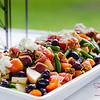 Kā'anapali Fresh 2014. Fresh Mixology 101: Kā'anapali Craft. 'Ahi salad.© 2014 Sugar + Shake