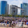 This is a huge event; tens of thousands (they estimated 40,000 for this year) attend each year at Ala Moana Beach. © 2012 Sugar + Shake