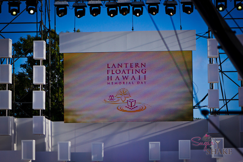 The 14th Annual Lantern Floating Hawai'i ceremony, May 28, 2012. © 2012 Sugar + Shake