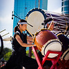 Taiko is such a wonderful art. © 2012 Sugar + Shake