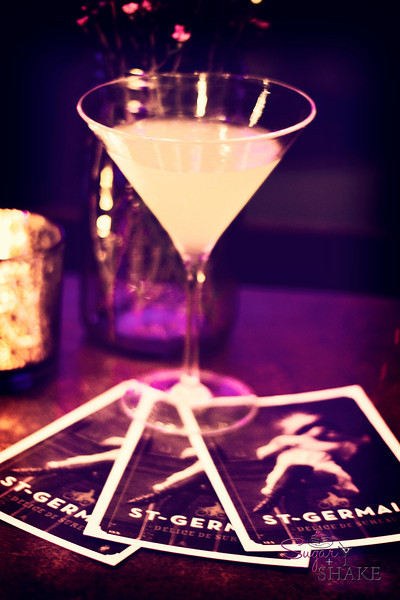 Or this one by The Modern's head mixologist, Tim Rita. But they were both quite tasty. © Sugar + Shake